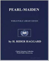 Pearl-Maiden by Haggard, Henry Rider