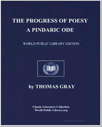 The Progress of Poesy by Gray, Thomas R.