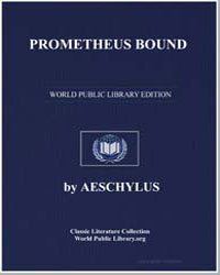 Prometheus Bound by Æschylus