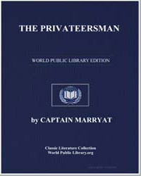 The Privateersman by Marryat, Frederick, Captain