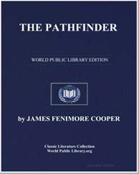The Pathfinder by Cooper, James Fenimore