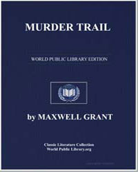 Murder Trail by Grant, Maxwell