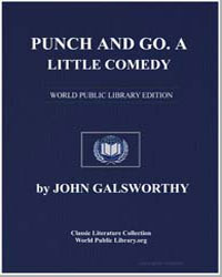 Punch and Go by Galsworthy, John