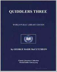 Quiddlers Three by Mccutcheon, George Barr