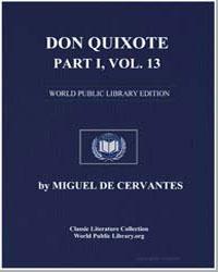 Don Quixote by De Cervantes, Miguel