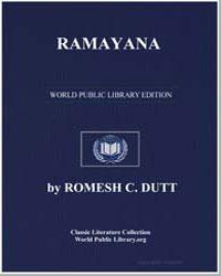 Ramayana by Dutt, Romesh C.