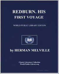 Redburn, His First Voyage by Melville, Herman