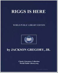 Riggs Is Here by Gregory, Jackson, Jr.
