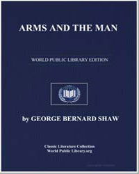 Arms and the Man by Shaw, George Bernard
