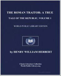 The Roman Traitor : A True Tale of the R... by Herbert, Henry William