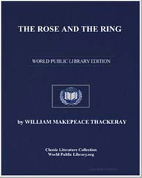 The Rose and the Ring by Thackeray, William Makepeace