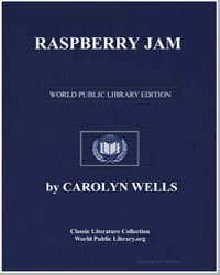Raspberry Jam by Wells, Carolyn