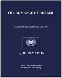The Romance of Rubber by Martin, John
