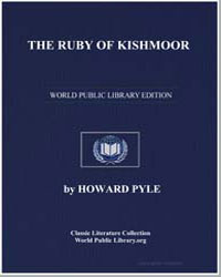 The Ruby of Kishmoor by Pyle, Howard