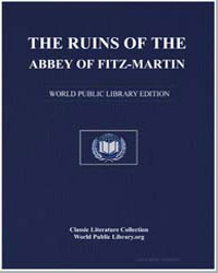 The Ruins of the Abbey of Fitz-Martin by Anonymous