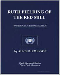 Ruth Fielding of the Red Mill; Or, Jaspe... by Emerson, Alice B.
