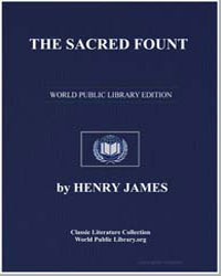 The Sacred Fount by James, Henry