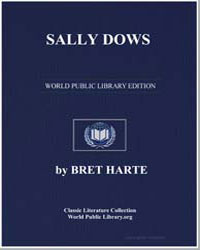 Sally Dows by Harte, Brett
