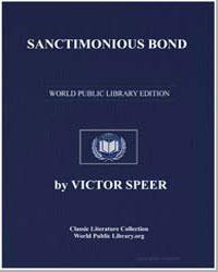 Sanctimonious Bond by Speer, Victor