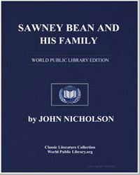Sawney Bean and His Family by Nicholson, John