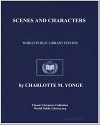 Scenes and Characters by Yonge, Charlotte Mary