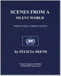 Scenes from a Silent World by Skene, Felicia