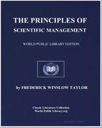 The Principles of Scientific Management by Taylor, Frederick Winslow