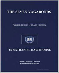 The Seven Vagabonds by Hawthorne, Nathaniel