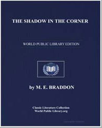 The Shadow in the Corner by Braddon, Mary Elizabeth