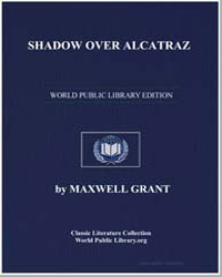Shadow Over Alcatraz by Grant, Maxwell