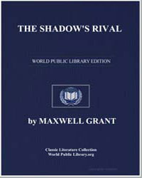 The Shadow's Rival by Grant, Maxwell