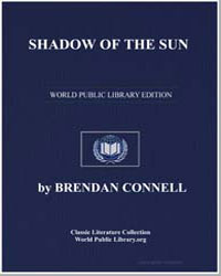 Shadow of the Sun by Connell, Brendan