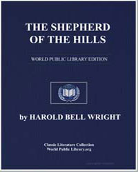 The Shepherd of the Hills by Wright, Harold Bell