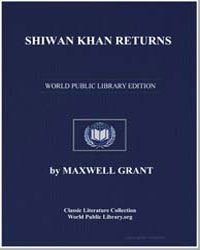 Shiwan Khan Returns by Grant, Maxwell