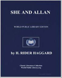 She and Allan by Haggard, Henry Rider
