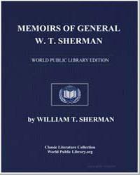 Memoirs of General W. T. Sherman by Sherman, William Tecumseh