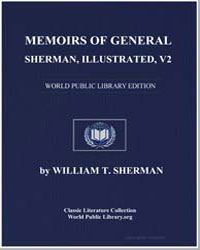 Memoirs of General Sherman, Illustrated,... by Sherman, William Tecumseh