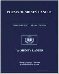 Poems of Sidney Lanier by Lanier, Sidney