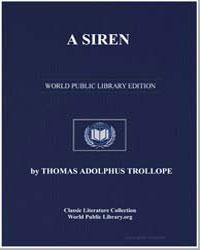 A Siren by Trollope, Thomas Adolphus