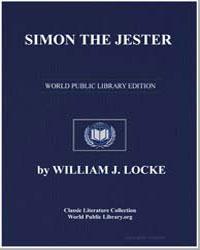 Simon the Jester by Locke, William J.