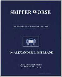 Skipper Worse by Kielland, Alexander L.