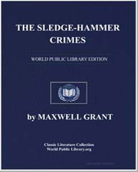 The Sledge-Hammer Crimes by Grant, Maxwell