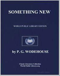 Something New by Wodehouse, Pelham Grenville