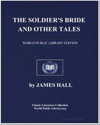 The Soldier's Bride and Other Tales by Hall, James