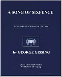 A Song of Sixpence by Gissing, George