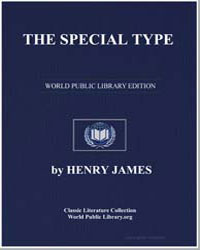 The Special Type by James, Henry