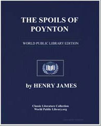 The Spoils of Poynton by James, Henry