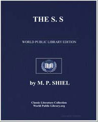 The S.S. by Shiel, M. P.