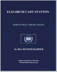 Elizabeth Cady Stanton by Harper, Ida Husted