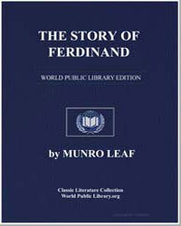 The Story of Ferdinand by Leaf, Munro
